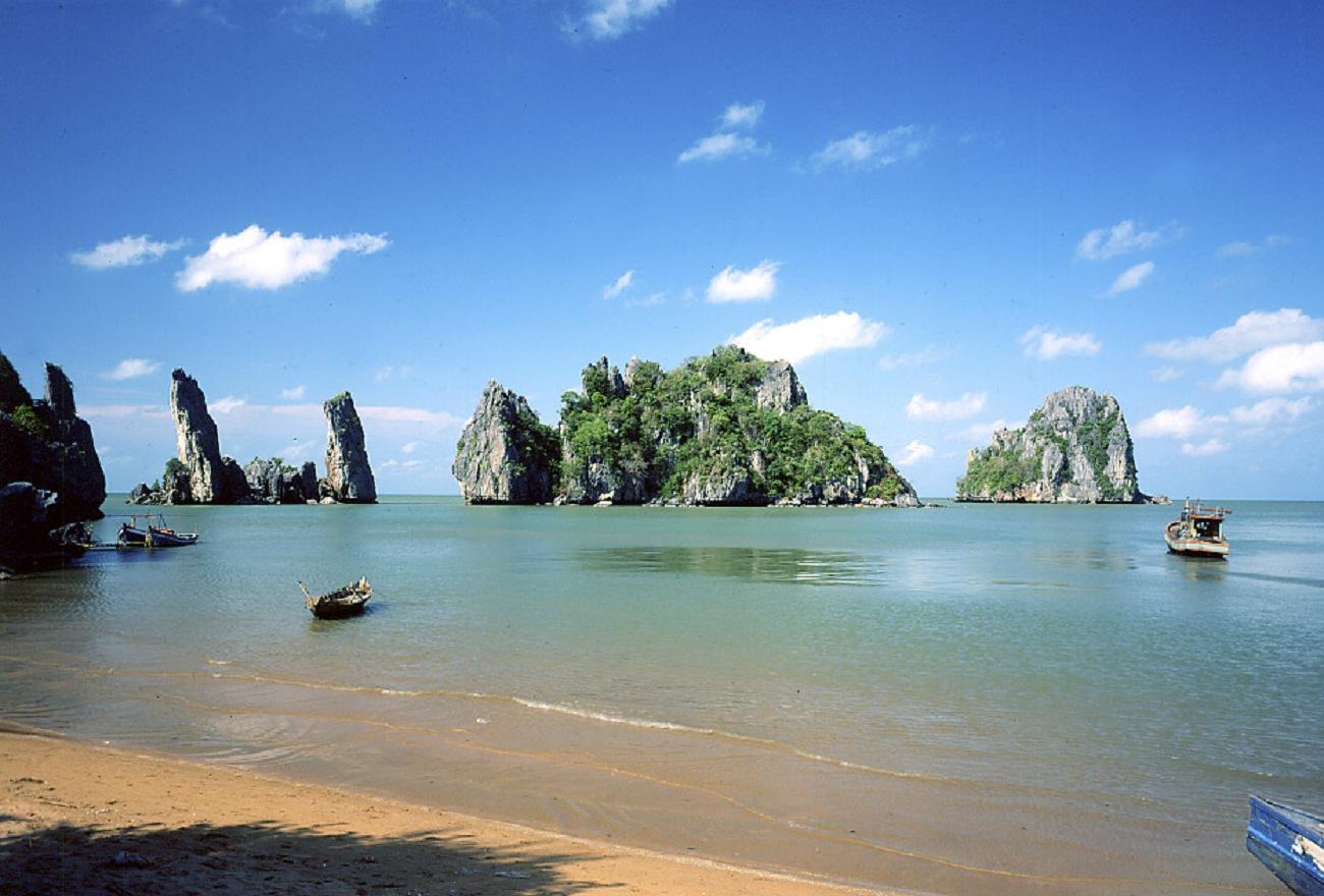Kết quả hình ảnh cho du lịch Châu Đốc - Hà Tiên