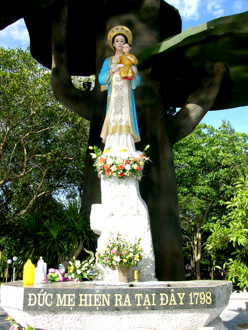 Thánh Lễ Khai mạc Đại Hội Hành Hương Đức Mẹ La Vang lần thứ 31